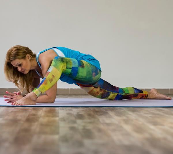 Yin yoga Farkas Zsuzsi JógaMesterrel